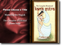 Sex Magick & The Complete Illustrated Kama Sutra CD-ROM